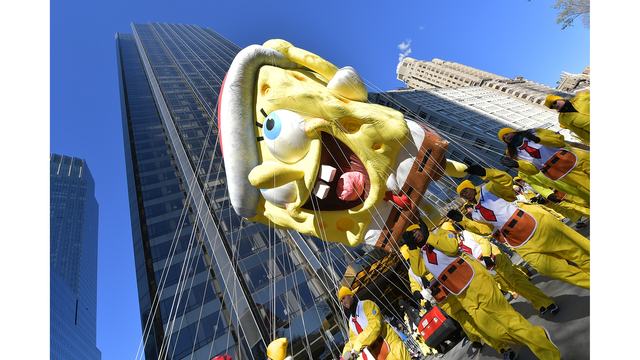 NOT SIZED Macy's Thansgiving Day Parade 112218 Getty__1542920759909