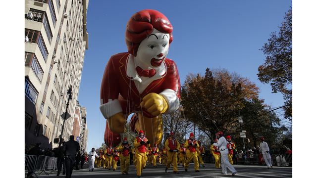 NOT SIZED Macy's Thansgiving Day Parade 112218 Getty_1542920778098