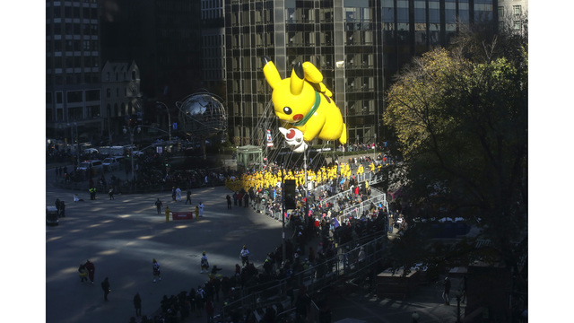 NOT SIZED Macy's Thansgiving Day Parade 112218 Getty_1542920748611