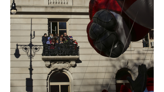 NOT SIZED Macy's Thansgiving Day Parade 112218 Getty_1542920772688