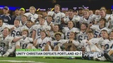 Unity Christian dominates Portland to win first-ever state title