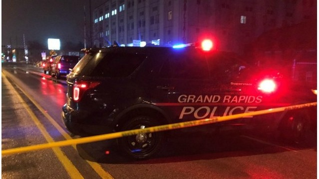Woman killed after being hit by vehicle in GR