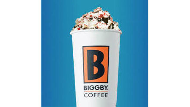 BIGGBY COFFEE honors active and retired law enforcement with free coffee