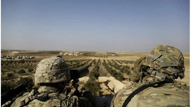 US official: Troop withdrawal from Syria has started