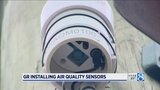 System of sensors will track air quality in GR