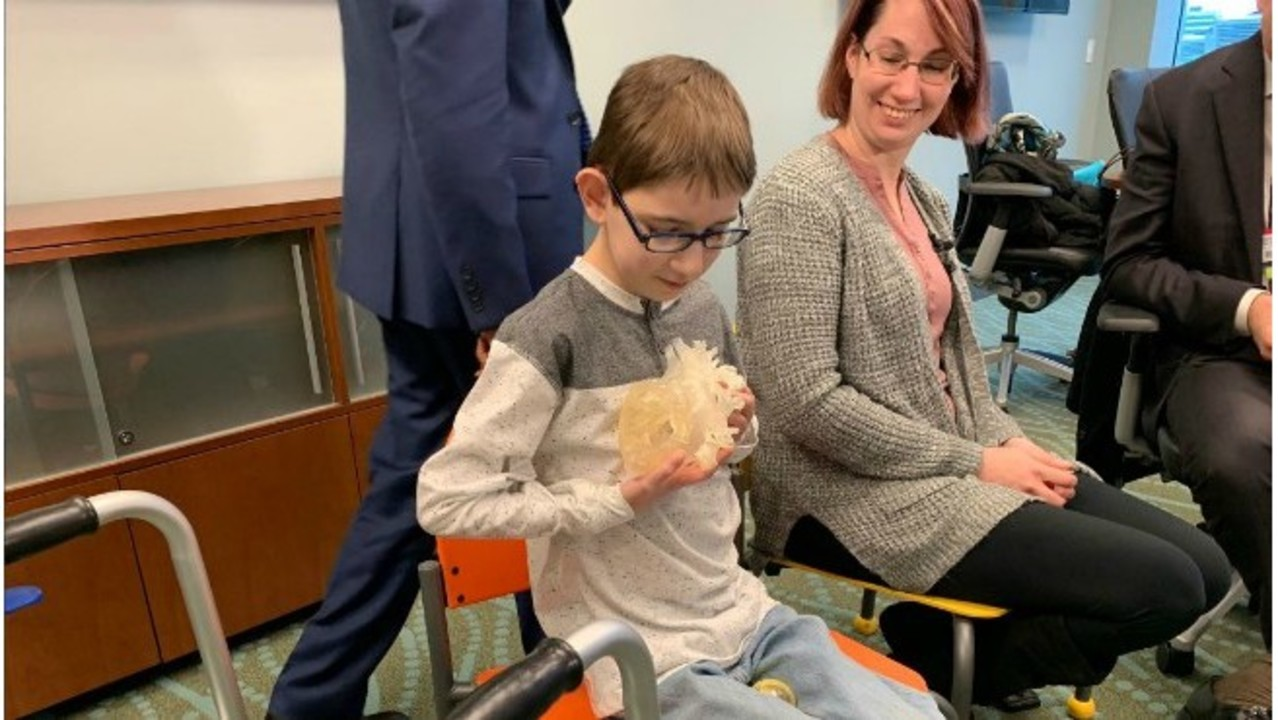GR doctors use 3D technology to repair boy's heart