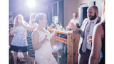 The Knickerbocker makes fun reception for West Michigan Bride of the Month