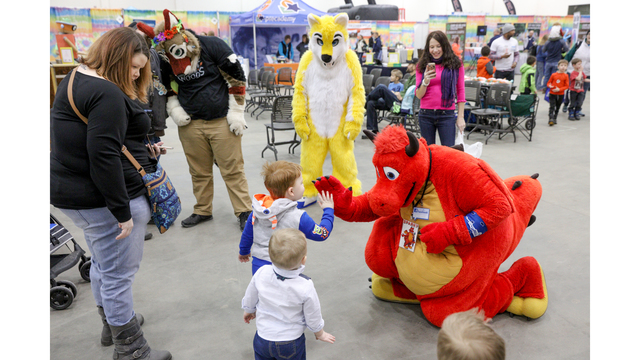 NOT SIZED Kids and Family Expo 2019 29 012619