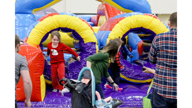NOT SIZED Kids and Family Expo 2019 Devos place Grand Rapids 1 012619