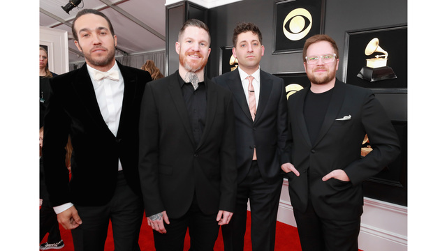 NOT SIZED grammy awards fall out boy 021019_1549841921205