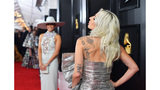 Photos: 61st Grammy Awards red carpet