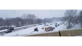 Photos: Pileup on I-96 in Cascade Township
