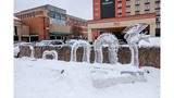 Photos: Ice sculptures at World of Winter