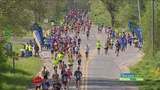 Lace up for the 2019 River Bank Run