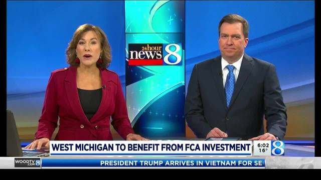News West Michigan >> West Michigan Expected To Benefit From Fiat Chrysler Growth