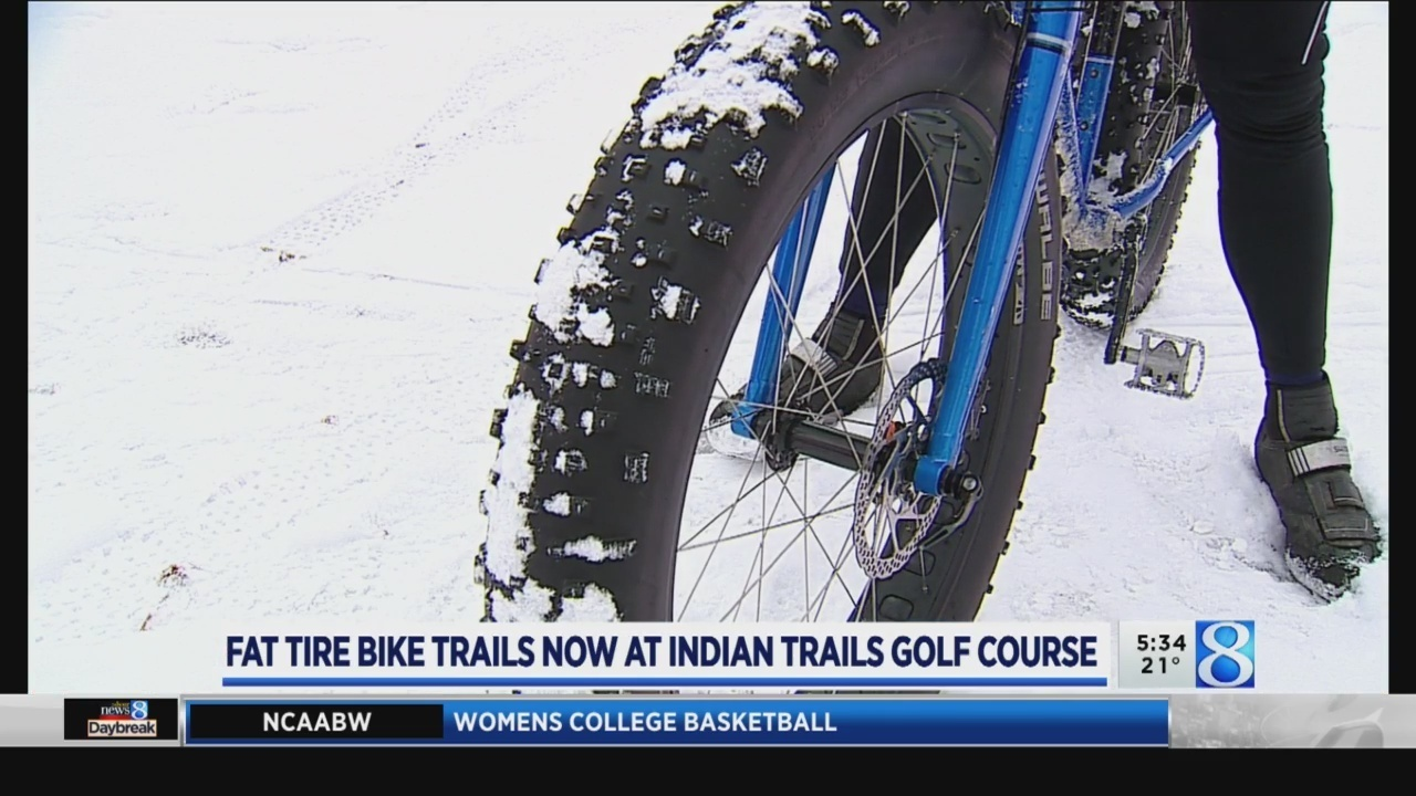 Grand Rapids golf course offers opportunities for winter fun