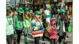 Grand Rapids' 2019 St. Patrick's Day Parade