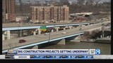 4 major construction projects this spring in W. MI