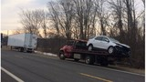 1 flown to hospital after M-46 crash in Montcalm Co.