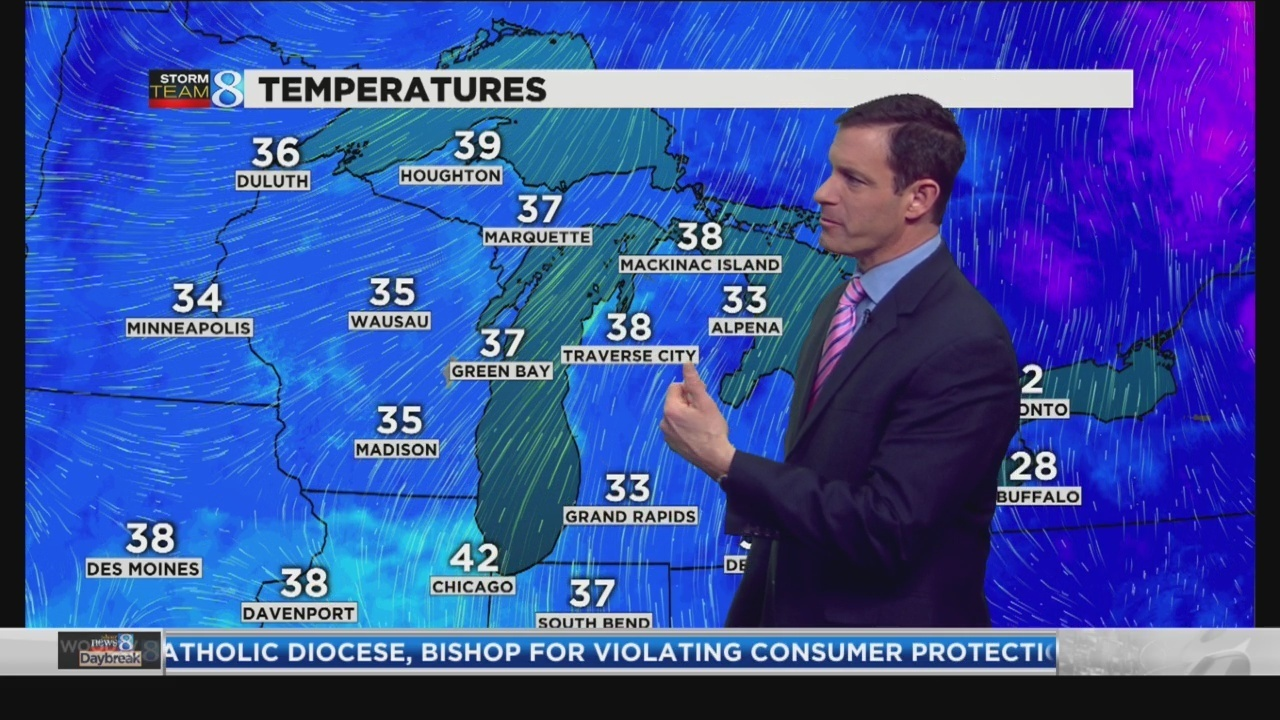 West Michigan officially welcomes spring Wednesday