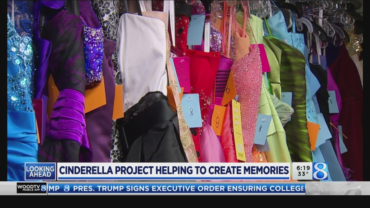 Cinderella Project to offer free prom dresses
