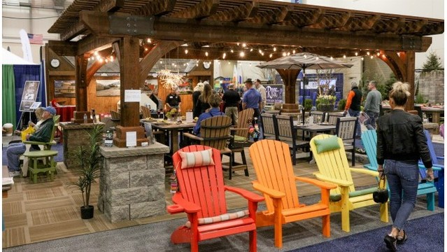Photos: 2019 Cottage & Lakefront Living Show