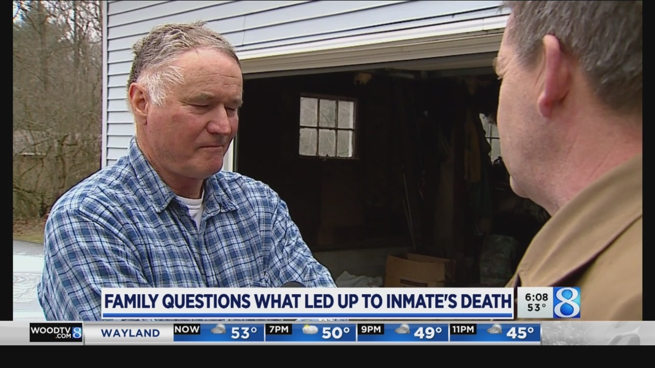 Muskegon Co. Jail Death Raises Questions From Dad