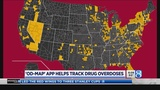 Drug team to track overdose 'hot spots' with new app