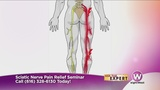 Find relief now from sciatica