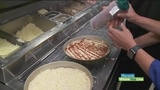 Celebrating National Pizza Party Day at Domino's