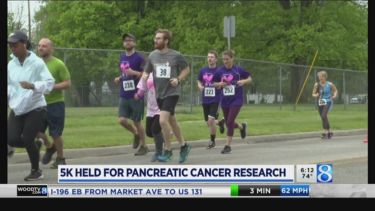 Barry Co. 5K raises money for cancer research
