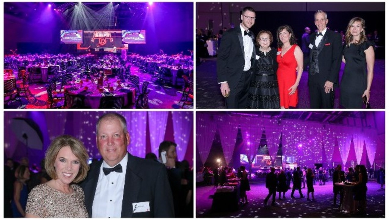 Photos: Davenport's Excellence in Business gala