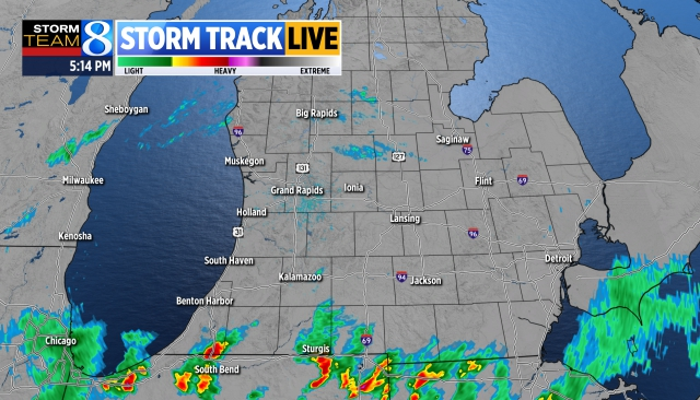 Radar and Satellite | WOODTV com